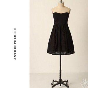 Moulinette Soeurs eventide sweetheart neck dress